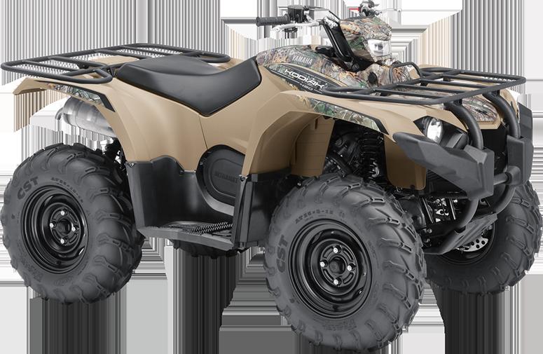 2018 Kodiak 450 EPS Beige Camo 3