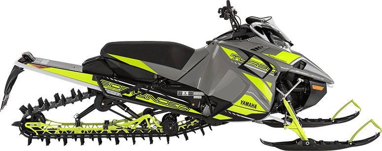 2018 Sidewinder MTX SE 153 Gray 1